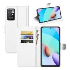 LN Flip Wallet Xiaomi Redmi 10 white