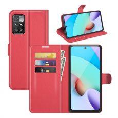 LN Flip Wallet Xiaomi Redmi 10 red