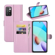 LN Flip Wallet Xiaomi Redmi 10 pink