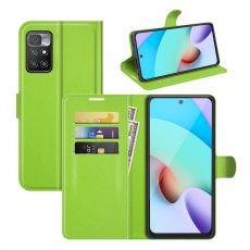 LN Flip Wallet Xiaomi Redmi 10 green