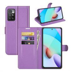 LN Flip Wallet Xiaomi Redmi 10 purple
