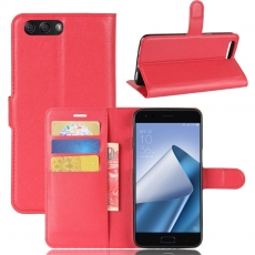 Luurinetti ZenFone 4 ZE554KL laukku red