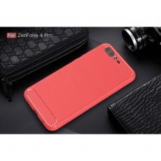 Luurinetti ZenFone 4 Pro ZS551KL TPU-suoja red