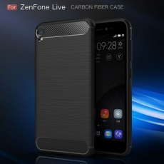 "Luurinetti TPU-suoja ZenFone Live 5"" ZB501KL black"