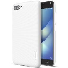 Nillkin ZenFone 4 Max ZC554KL Super Frosted suojakuori white