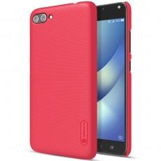Nillkin ZenFone 4 Max ZC554KL Super Frosted suojakuori red
