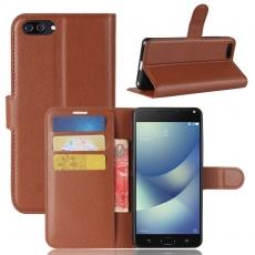 Luurinetti ZenFone 4 Max ZC520KL laukku brown
