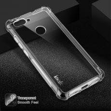 IMAK läpinäkyvä TPU-suoja ZenFone Max Plus