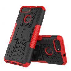 Luurinetti suojakuori ZenFone Max Plus red