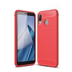 Luurinetti TPU-suoja ZenFone Max ZB555KL red