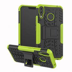 Luurinetti kuori tuella ZenFone 5Z ZS620KL green
