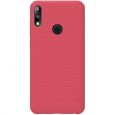 Nillkin Super Frosted ZenFone Max Pro M2 red