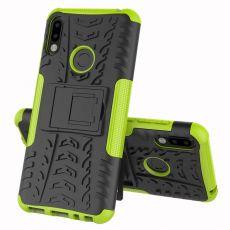 LN kuori tuella ZenFone Max Pro M2 green