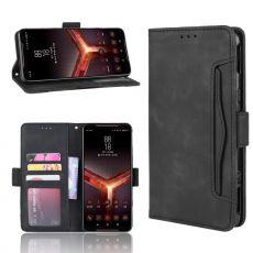 LN Flip Wallet 5card ROG Phone II black