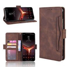 LN Flip Wallet 5card ROG Phone II brown