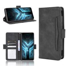 LN 5card flip wallet ROG Phone 3 black