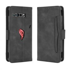LN 5card flip wallet ROG Phone 3 black