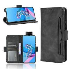 LN 5card Flip Wallet ZenFone 7/7 Pro black