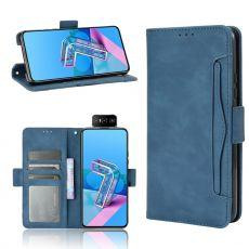 LN 5card Flip Wallet ZenFone 7/7 Pro blue