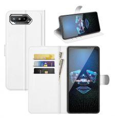 LN Flip Wallet ROG Phone 5 white