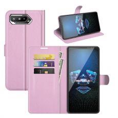 LN Flip Wallet ROG Phone 5 pink