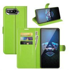 LN Flip Wallet ROG Phone 5 green