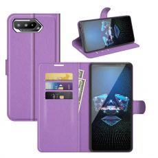 LN Flip Wallet ROG Phone 5 purple