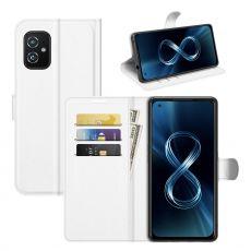LN Flip Wallet ZenFone 8 white