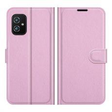 LN Flip Wallet ZenFone 8 pink