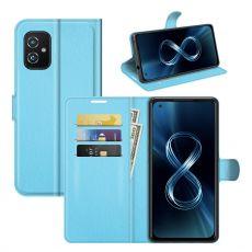 LN Flip Wallet ZenFone 8 blue