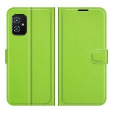 LN Flip Wallet ZenFone 8 green