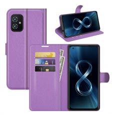 LN Flip Wallet ZenFone 8 purple