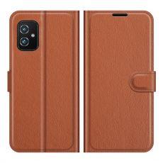 LN Flip Wallet ZenFone 8 brown