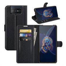 LN Flip Wallet ZenFone 8 Flip black