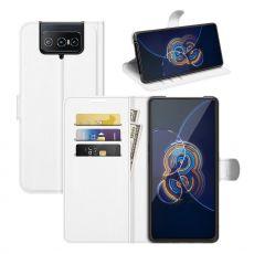 LN Flip Wallet ZenFone 8 Flip white
