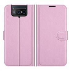 LN Flip Wallet ZenFone 8 Flip pink
