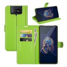LN Flip Wallet ZenFone 8 Flip green