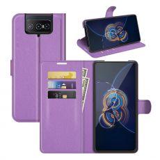 LN Flip Wallet ZenFone 8 Flip purple