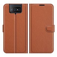 LN Flip Wallet ZenFone 8 Flip brown