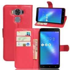 Luurinetti laukku ZenFone 3 Max ZC553KL red