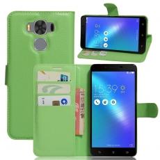 Luurinetti laukku ZenFone 3 Max ZC553KL green