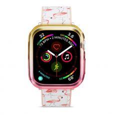 Hat-Prince suoja+kalvo Watch 4/5 40mm värikäs #2