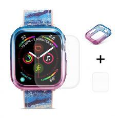 Hat-Prince suoja+kalvo Watch 4/5 40mm värikäs #4