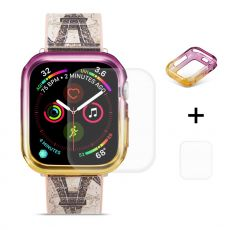 Hat-Prince suoja+kalvo Watch 4/5 40mm värikäs #5