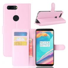 Luurinetti Flip Wallet OnePlus 5T pink