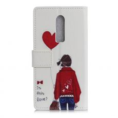 Luurinetti suojalaukku OnePlus 6 Teema 16