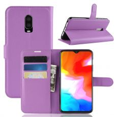 Luurinetti Flip Wallet OnePlus 6T purple