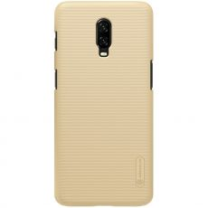 Nillkin Super Frosted OnePlus 6T gold