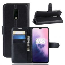 Luurinetti Flip Wallet OnePlus 7 Black