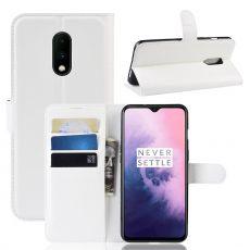 Luurinetti Flip Wallet OnePlus 7 White